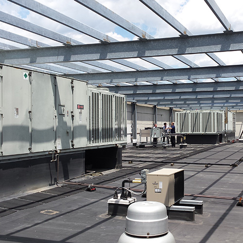 Data Aire Commercial Air Conditioning Rooftop Unit