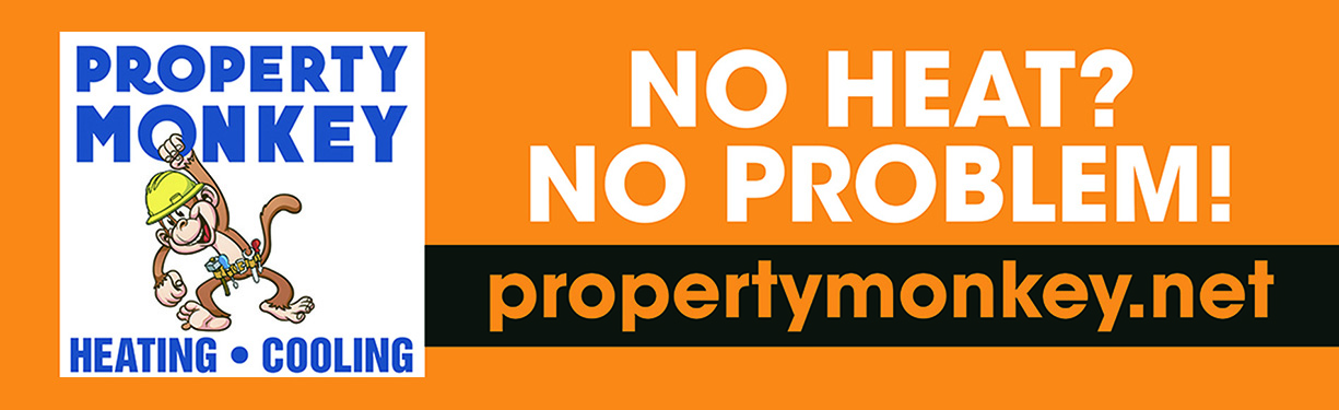 Property Monkey: No Heat? No Problem! propertymonkey.net