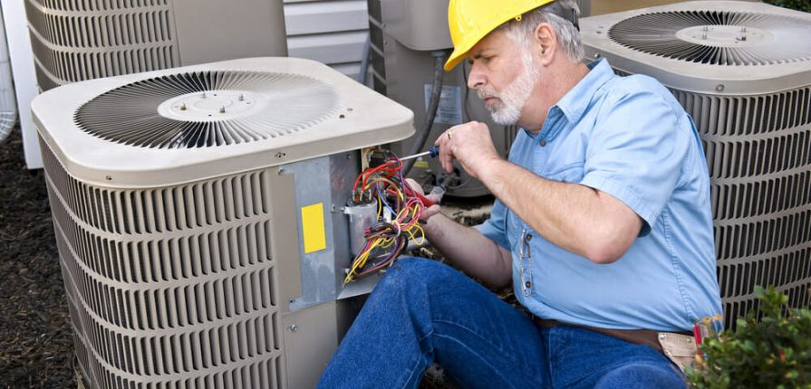 Central Air Conditioner Maintenance & Repair