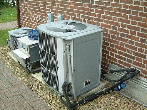 Commercial Air Conditioner Unit