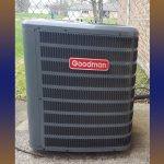 Goodman Commercial Air Conditioning Installation, Mount Morris MI 48458-1